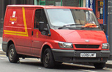 royal mail van Royal Mail Neighbour Delivery Scheme Given the Green Light